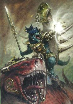 Ancient scar-leader Kroq-Gar, last defender of Xhotl Fantasy Sword, Fantasy Battle, Fantasy Races, High Fantasy, Warhammer Art, Warhammer Fantasy, Total Warhammer, The Elder Scrolls, Fantasy Creatures