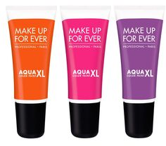 Browse unbiased reviews and compare prices for Make Up For Ever Aqua XL Color Paint Shadow. These are amazing, and can be used for so many different things. Eyeshadow, primer, lip color, even blush or highlight! I got 2 of these, and can't get enough. They last all day, easy to apply, and blend. A little goes a long way, so it'll last for a while!