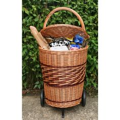 Traditional Shopping Trolley