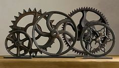Industrial Era Gears by ila