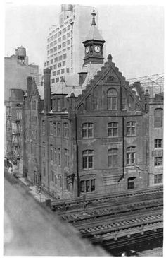 Daytonian in Manhattan: The Lost 1888 44th Street Lodging House