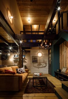 Hobby Room, Man Room, California Style, Easy Home Decor, Small Apartments, Log Homes, Industrial Office, Scandinavian Design, Decor Crafts