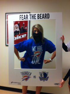 Katie Taube KSN/Fox Kansas Fears The Beard
