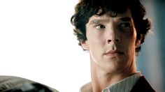 This man, his face! I CAN'T! *gif* #Sherlock, #BenedictCumberbatch