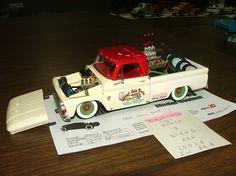 Shop Truck Model.