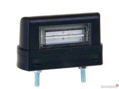 Lampka LED oświetlenia tablicy rejestracyjnej DIODOWA 12/24V
