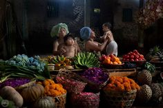 TRADITIONAL MARKET by ManButur Photography  on 500px - Bali Myanmar, Traditional Market, Sri Lanka, Laos, Street Photography, Vietnam, Culture, Marketing, Pictures