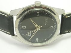 Hmt Janata Vintage Watch Para Shock 17 Jewels hand winding Men's Watch  #HMT