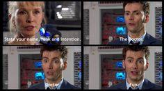 The Doctor, Doctor, Fun (doctor who,the doctor,doctor,fun)