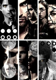 Teen Wolf. Adore this!