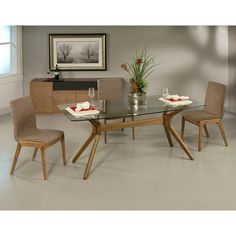 Found it at Wayfair - Lisbon Dining Table