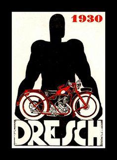 1930 Dresch Deco Design | bullittmcqueen | Flickr
