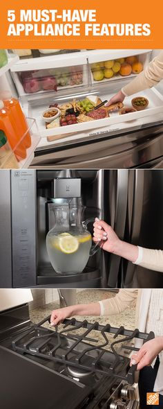 Before purchasing a new appliance, it's best to know which features are best for you. Whether you want to save time, conserve energy, or control your washing machine from the other side of the house, these are the five features that can't be missed. Click to learn more.