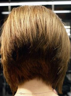 Short+Wedge+Hairstyles | Pin 2012 Backview Wedge Hairstyle Back View Haircut Short on Pinterest