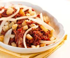 Filipino Ginisang Corned Beef Recipe