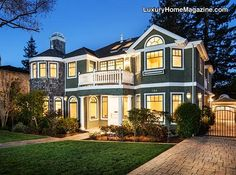 Executive Residence in Downtown Palo Alto, CA https://www.luxuryhomemagazine.com/siliconvalley/39767