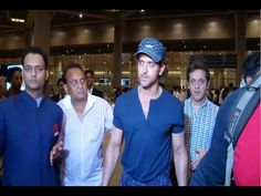 WATCH Hrithik Roshan at Mumbai Airport returns back from IIFA Awards 2015.  See the full video at : https://youtu.be/cFky9We7Dek #hrithikroshan #bollywoodnewsvilla