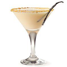 Gingerbread Martini | MyRecipes.com