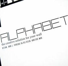 Brochure til møbelsystem / grafik: anetmai.com Udarbejdet af grafisk designer Anne Mark Møller