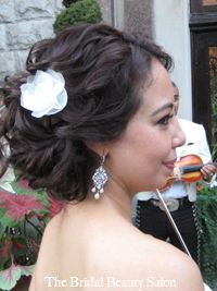 Who is doing my hair for the wedding and my hair inspiration - Bridal Beauty Salon