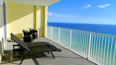 Vacation rental in Panama City Beach from VacationRentals.com! #vacation #rental #travel