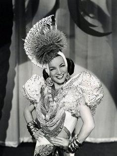 1944 Carmen Miranda