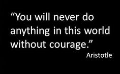 An Aristotle Saying.    Dr Mustapha Tahir 17 August 2014.