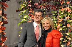 Rekad.NV - De Gouverneur van West-Vlaanderen Carl Decaluwé en Howard Gutman, de Ambassadeur van de VS vergastten Winter Moments with Flowers.