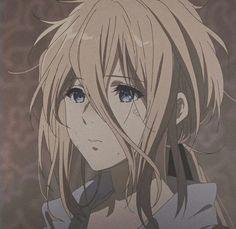 Anime Bebe, Moe Anime, Kawaii Anime, Aesthetic Art, Aesthetic Anime, Violet Evergreen, Violet Evergarden Anime, A Darker Shade Of Magic, Picture Icon