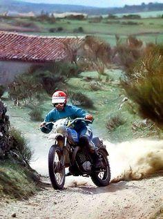 A Cec A A D Bad on 1983 Xr200r Good