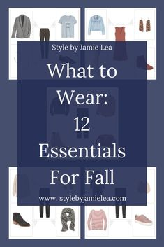 What to Wear for Fall Essentials, How to Style Fall Essentials, Essentials for Your Wardrobe, Everyday Fall Essentials, How to Dress With Fall Essentials, Fall Essentials For Over 40, Fall Essentials For Over 50, Fall Essentials To Wear In Your 20's and 30's, Fall Essentials For Any Age, Outfit Ideas With Fall Essentials, How to Add Trends To Fall Essentials, Simple Outfit Ideas, Mix and Match, Foundation For Your Wardrobe, What to Wear Over 40, What to Wear Over 50 Winter Wardrobe Essentials, Wardrobe Basics, Fashion Essentials, Capsule Wardrobe, Fall Fashion Outfits, Casual Winter Outfits, Holiday Outfits, Autumn Fashion, Winter Basics