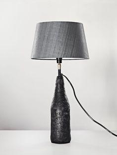 Hagagården - Lampfot svart