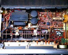 """On The Bench ➡ Kenwood KR-7600 (1976-1978) . #Kenwood #KenwoodKR7600 . #VintageAudio #Vintage #Audio #VintageSound #TableTournante  #Amplificateur…"""