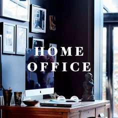 #rockettstgeorge #homeoffice #officeaccessories #officestyling #interiorstyling #quirkystyle #darkinteriors #eclecticstyle