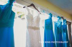 Wedding and Bridesmaid Dresses. Crystal Lake Weddings in Northern Michigan.