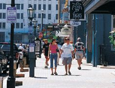 The Strand Historic District - The downtown Galveston area offers an intriguing selection of shops, restaurants, galleries, and museums within a perfect radius for self-guided tours.