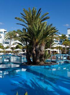 Hotel Seaside Los Jameos Playa**** Pool area #seehorse #pool #summer