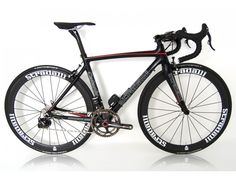 Stradalli Catania Carbon Bike with Campy Super Record EPS