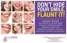 www.sherwaydentistry.com #CosmeticDentistry #CosmeticDentist #Dentist #WhiteTeeth #HollywoodSMile #Oralhealth #HealthyGums #Gums #Teeth #Smile #Etobicoke #Ontario #Canada