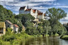 SCHLOSS COLDITZ - Colditz Castle
