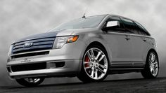 Ford Edge Ford Edge Suv, Car Wallpapers, Sporty, Silver, Car Stuff, Garage, Cars, Products, Carport Garage