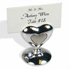 91 Best Place Card Holders Images Place Card Holders