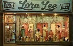 Lora Lee dress shop store front, NYC, For some reason this fascinates me. I was born in the Boutique Vintage, Vintage Shops, Vintage Pins, Nyc, Ask The Dust, Store Front Windows, Shop Facade, Store Window Displays, Display Windows
