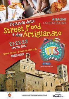 Lazio: #Anagni ad aprile tre giorni di street food e artigianato (link: http://ift.tt/2m5F6jK )