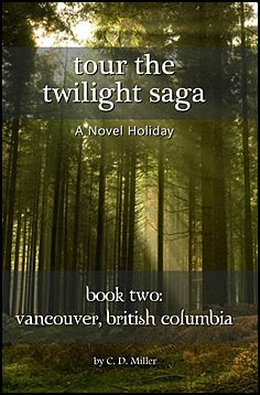 Available in full color paperback or eBook. www.TourTheTwilightSaga.com