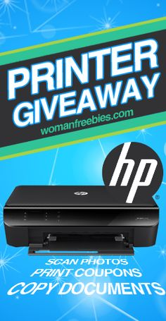 Win An HP All-in-One Printer From WomanFreebies