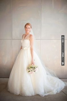 Oh my word - that dress! Photo by Till Will Photography on Southern Weddings | VIA #WEDDINGPINS.NET