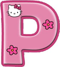 Alfabeto de Hello Kitty con letras grandes. | Oh my Alfabetos! Classroom Rules Poster, Disney Frames, Hello Kitty Themes, Pink Themes, Borders For Paper, Hello Kitty Wallpaper, Letters And Numbers, Party Favors, Decoration