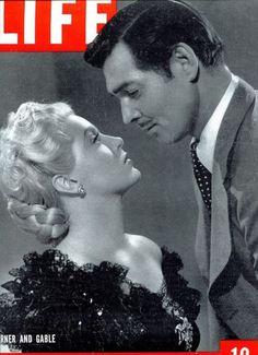 Clark Gable & Lana Turner LIFE