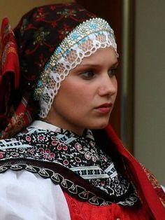 Folk costume from Kyjov area, South Moravia, Czechia #costume #folk #folkcostume #Czechia